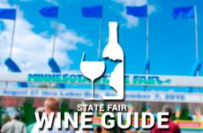 Minnesota State Fair Map of Wine