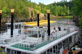 Winehaven Wine Cruise from Taylors Falls