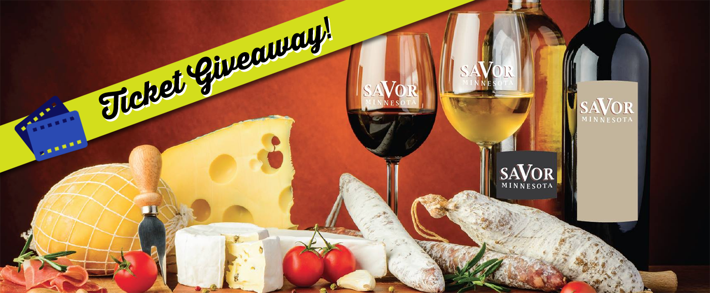 WIN one of 5 pairs of tickets to SAVOR on April 29! http://bit.ly/2oFK4qd