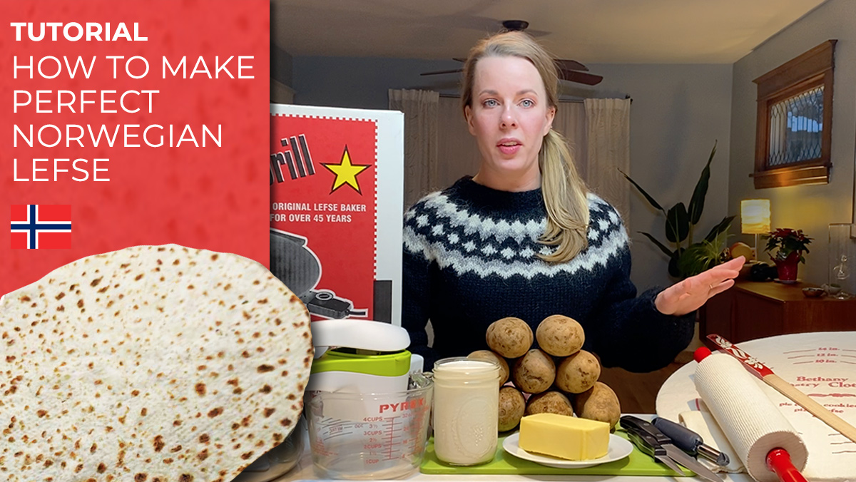 Norwegian Lefse Recipe How To Make Perfect Lefse Every Time Minnesota Uncorked
